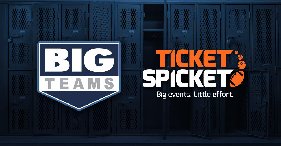 bigteams ticket spicket