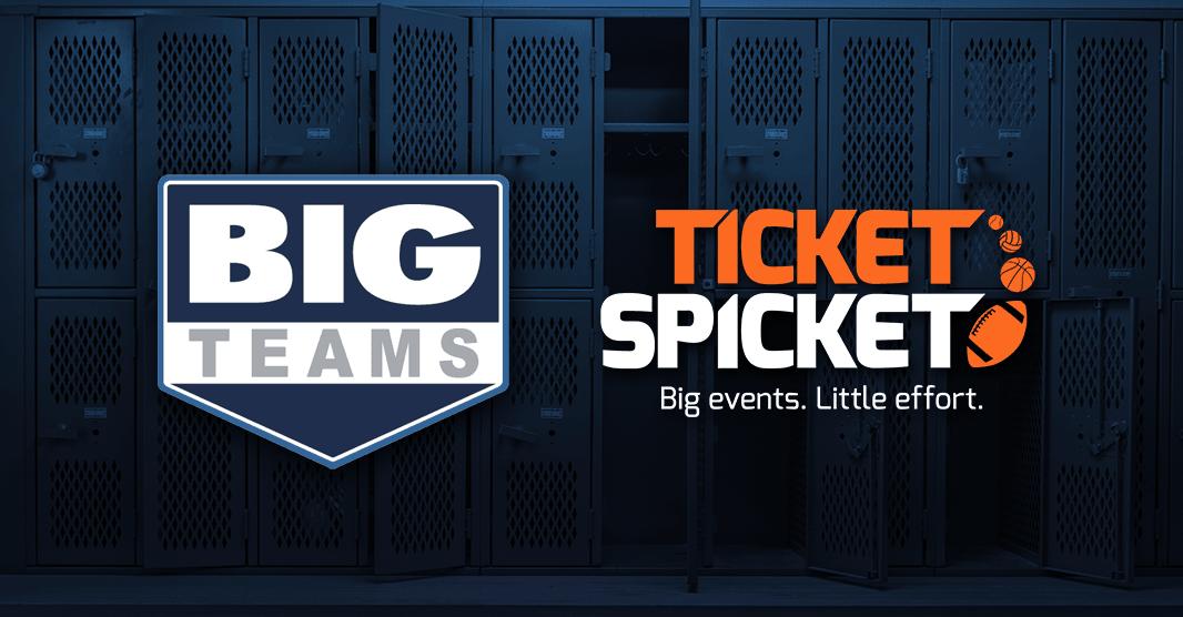 bigteams ticket spicket